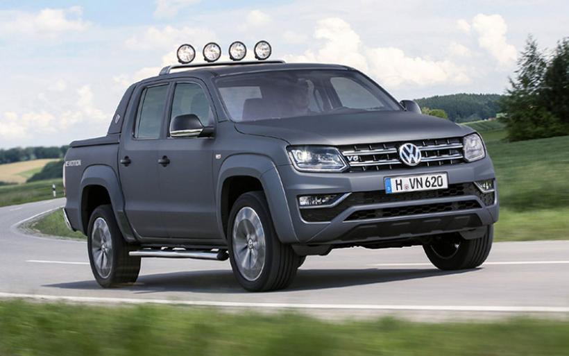 Κορυφαία διάκριση για το VW Amarok, είναι το «Pick-up της Χρονιάς» για το 2018