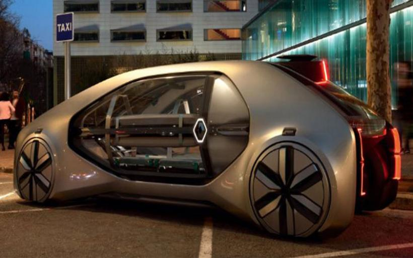 Renault EZ-GO: Το αύριο της μετακίνησης