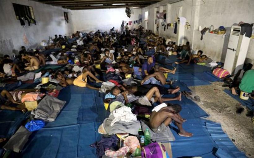 Μεγάλες διαστάσεις παίρνει η εμπορία ανθρώπων στη Λιβύη