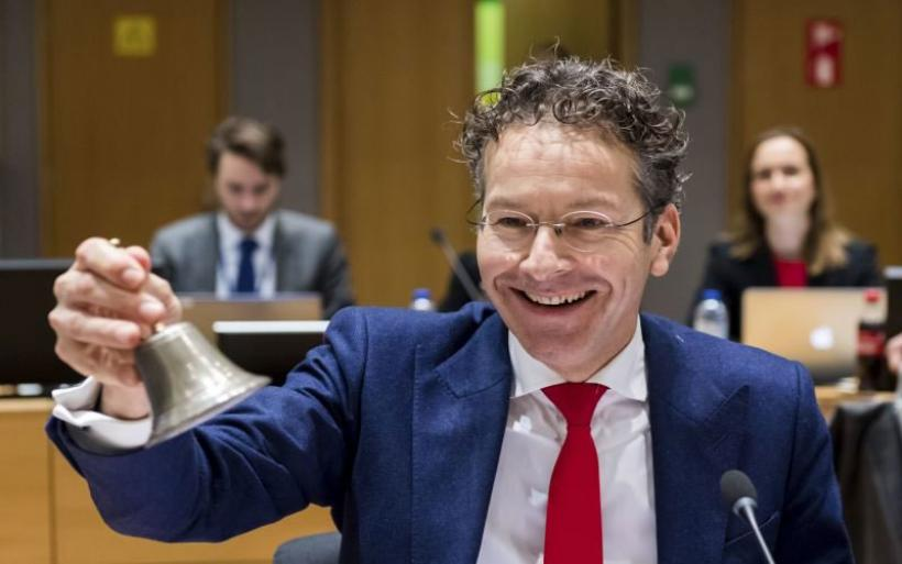 Ντάισελμπλουμ: Στόχος του μνημονίου ήταν να σωθούν οι επενδυτές εκτός Ελλάδας