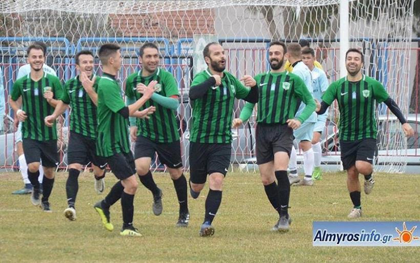 Άνετη νίκη η Δήμητρα - 4-0 την Α.Ε. 2002  (φωτογραφίες)