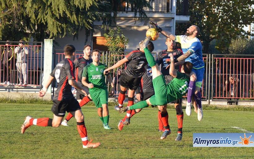 Δήμητρα - Σαρακηνός 0-0 (φωτογραφίες) & δηλώσεις προπονητών (βίντεο)