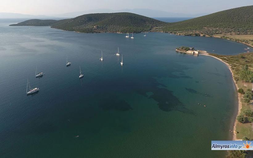 Δειγματοληπτικοί έλεγχοι στις κολυμβητικές ακτές από την Π.Ε. Μαγνησίας