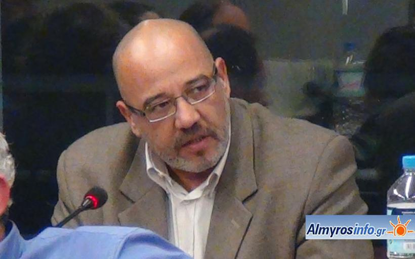 Θλίψη στην τοπική κοινωνία του Αλμυρού: Εσβησε στα 52 του o Γ. Καρατσώκης