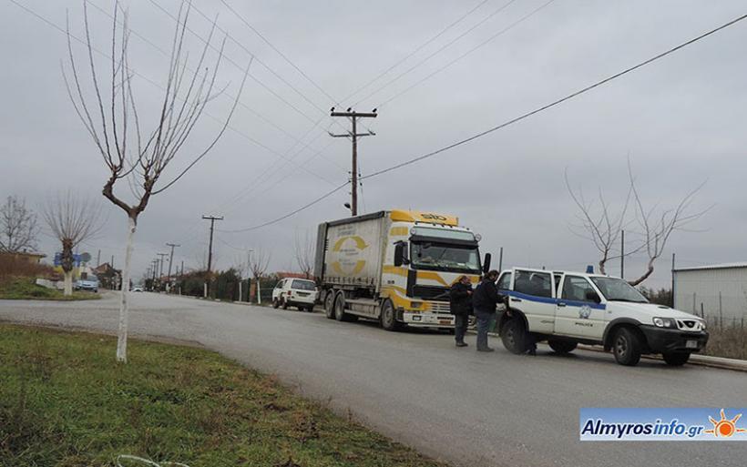 Τροχαίο με υλικές ζημιές στην Ευξεινούπολη