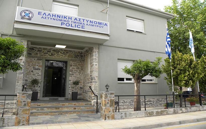 Οι νέοι τηλεφωνικοί αριθμοί του Αστυνομικού Τμήματος Αλμυρού