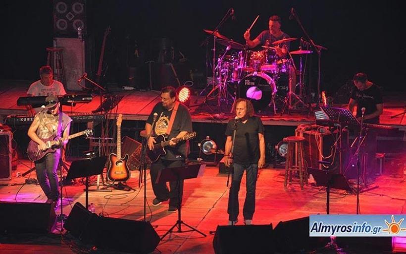 Λ. Μαχαιρίτσας – Β. Παπακωνσταντίνου - Η επιτυχημένη συναυλία τους στον Αλμυρό (βίντεο&φωτο)