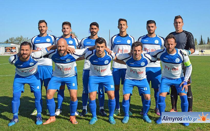 Σημαντική εκτός έδρας νίκη για Γ.Σ.Αλμυρού 2-1 τον ΑΠΟΚ Βελουχίου