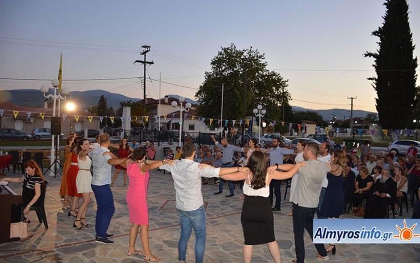 Εόρτια εκδήλωση – αφιέρωμα προς τιμήν της Υπεραγίας Θεοτόκου, στην Ευξεινούπολη (βίντεο&φωτο)