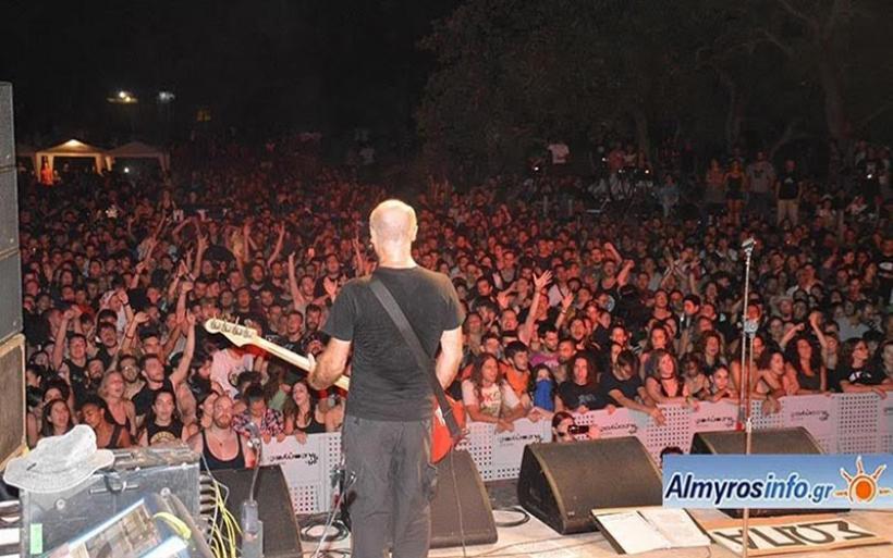 Χιλιάδες επισκέπτες από την πρώτη ημέρα στο Los Almiros Festival 2018 (φωτο)