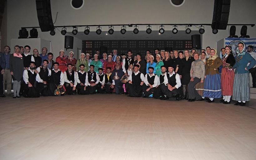 Αφιερωμένη στους χορούς των Δωδεκανήσων η εκδήλωση για την κοπή Πίτας του Π.Τ.Χ. Αλμυρού του ΛΕΒ
