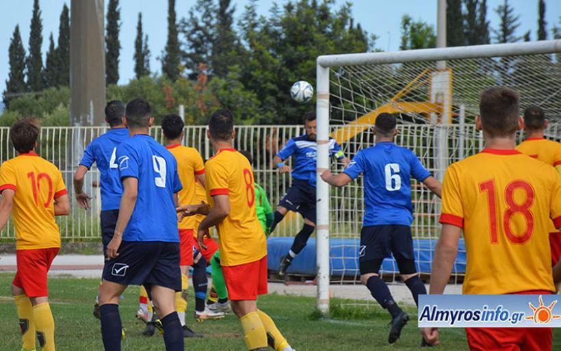 Γ.Σ. Αλμυρού - Νέα Αρτάκη 0-0 (βίντεο&φωτο)