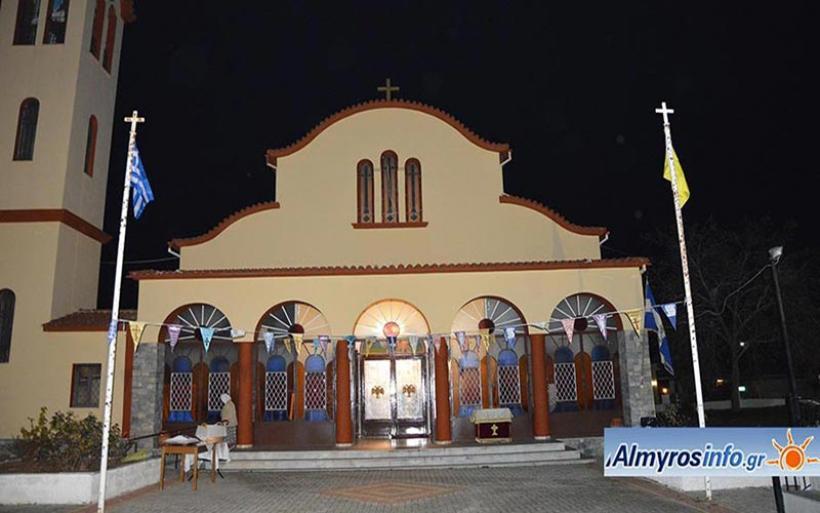 Πρόγραμμα εορτασμού Αγ. Αντωνίου και Αγ. Αθανασίου στην Κοινότητα Πλατάνου