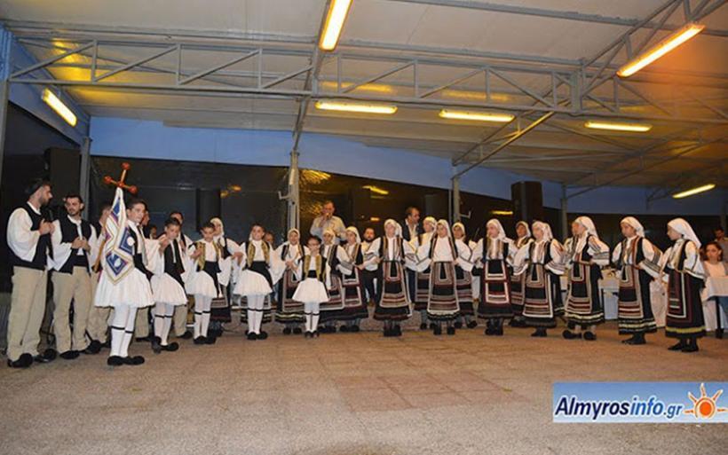 "O Καλοκαιρινός χορός του Συλλόγου Σαρακατσαναίων ""Η Στάνη"" (βίντεο&φωτο)"