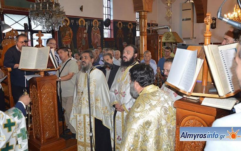 Εορταστικές εκδηλώσεις στην Αγία Τριάδα Σούρπης (φωτο)