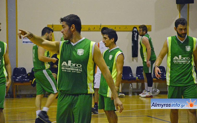 Επιστροφή στις νίκες για την ομάδα μπάσκετ της Δήμητρας