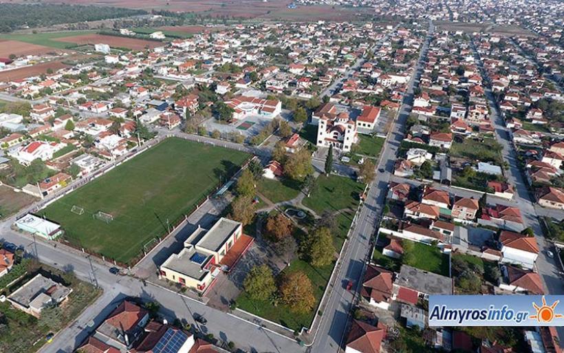 Οριστικές εντάξεις έργων αναπλάσεων σε Πλάτανο και Ευξεινούπολη από το Πράσινο Ταμείο