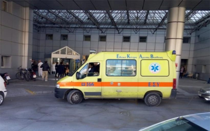 Σοκ στο κέντρο του Βόλου – 12χρονος έπεσε από ταράτσα σπιτιού
