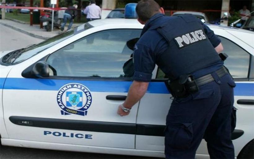 Σύλληψη 34χρονου Αλβανού στον Αλμυρό