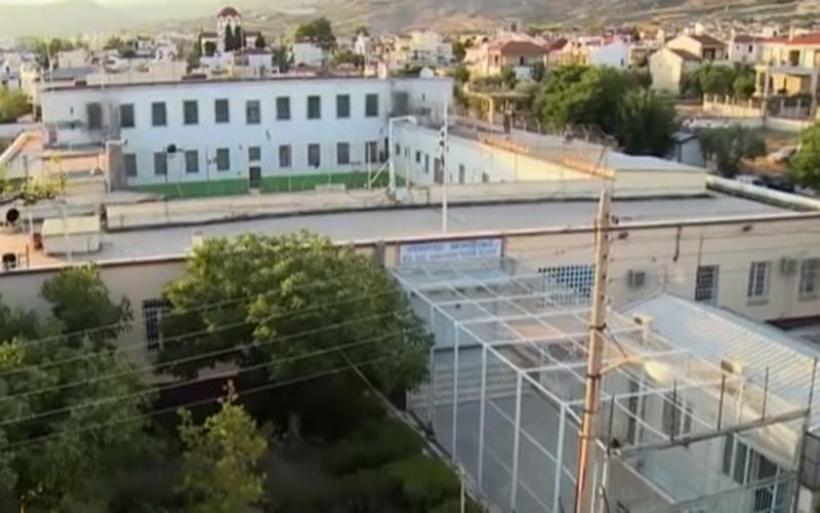 Ξυλοφορτώθηκε «αρχηγός» θαλάμου από 6 συγκρατούμενούς του στις φυλακές Βόλου
