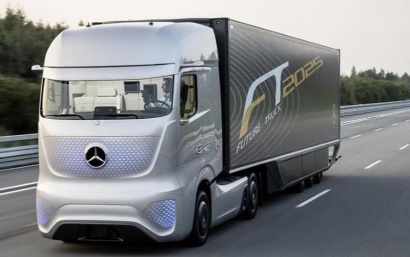 To υδρογόνο πρωταγωνιστεί στο μέλλον των επαγγελματικών οχημάτων