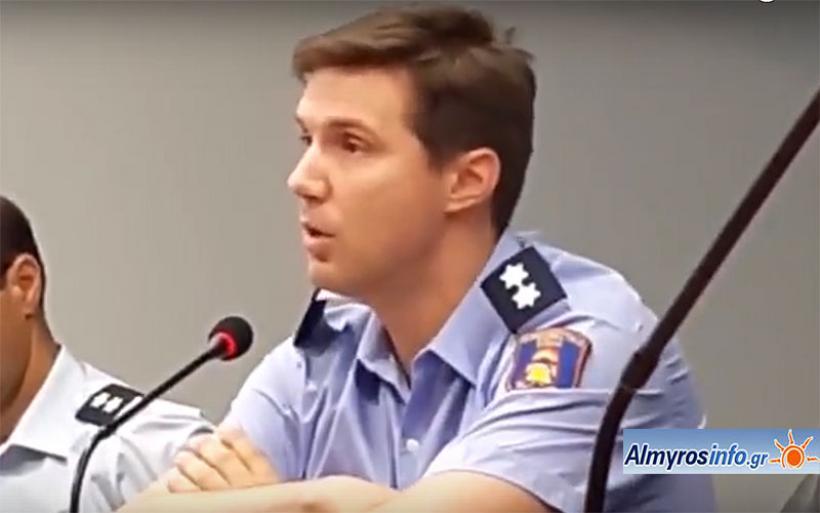 Π. Γκουγκουτούδης: Αυξημένος κίνδυνος πυρκαγιάς, εφιστούμε την προσοχή στους συνδημότες μας