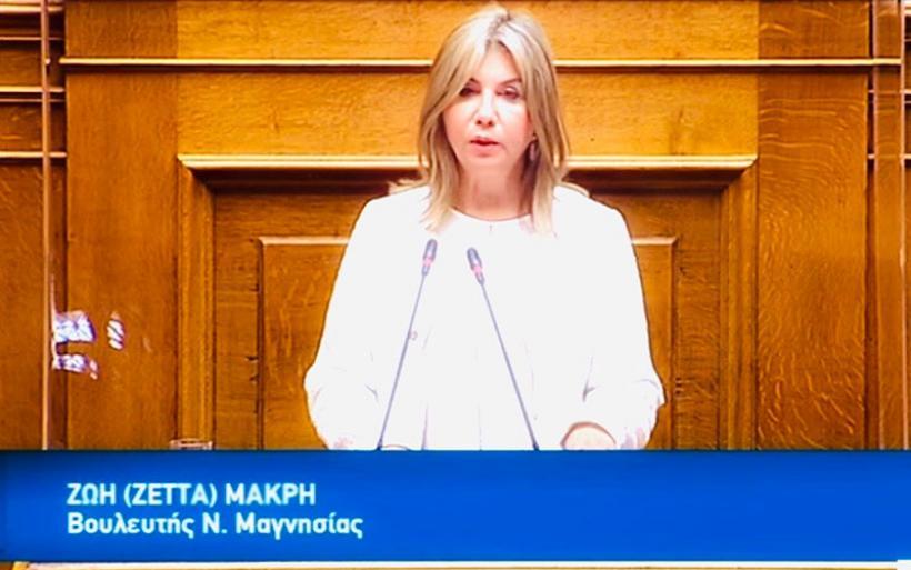Η Ζέττα Μακρή στηρίζει τα αιτήματα των αχλαδοκαλλιεργητών του Δήμου Ρ. Φεραίου