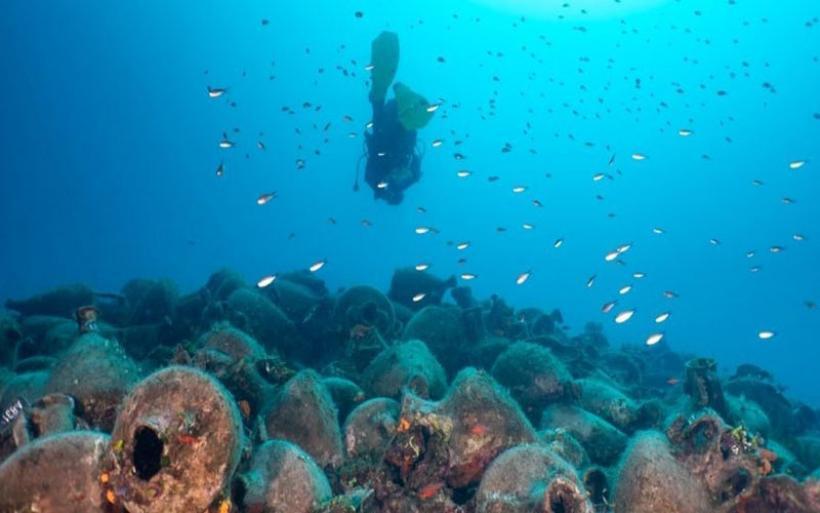 Εντάχθηκαν στο ΕΣΠΑ Θεσσαλίας  με 1 εκατ. ευρώ τα Υποβρύχια Μουσεία σε Αλόννησο και Δυτικό Παγασητικό