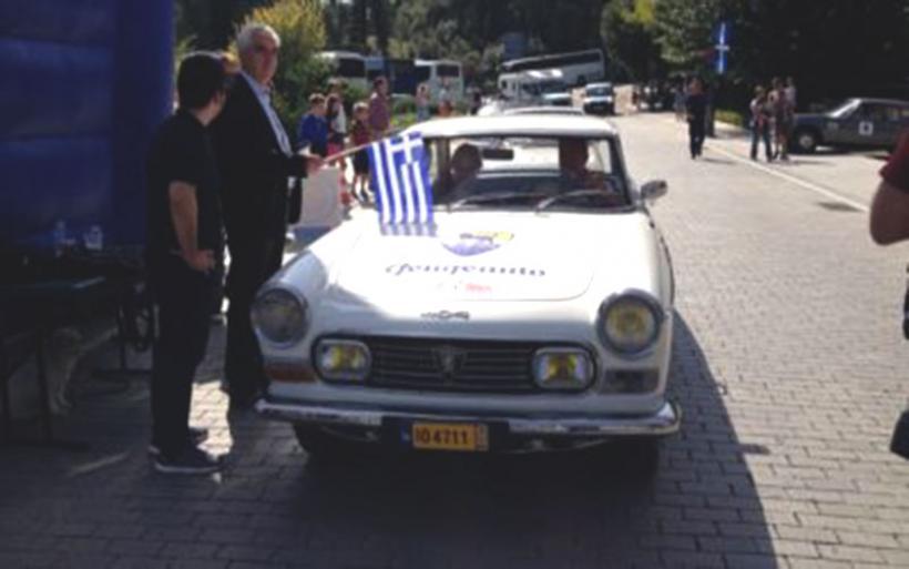 Εντυπωσιακή εκκίνηση από την Ολυμπία για τον 3ο «Tour du Peloponnese»