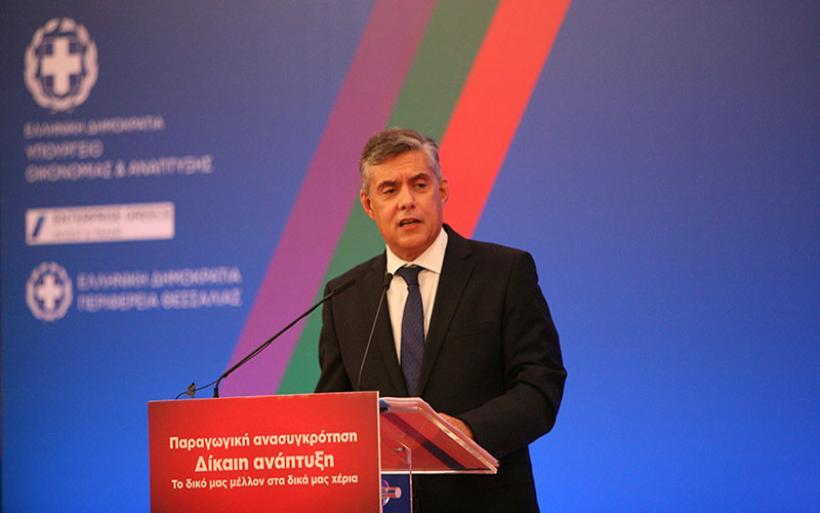Τι ζήτησε για τον αγροτικό κόσμο ο Αγοραστός στην ομιλία του προς τον πρωθυπουργό