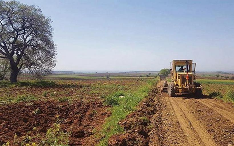 Έργο αγροτικής οδοποιίας συνολικού προϋπολογισμού 660.000 ευρώ προχωρά η Περιφέρεια Θεσσαλίας στο Δήμο Αλμυρού