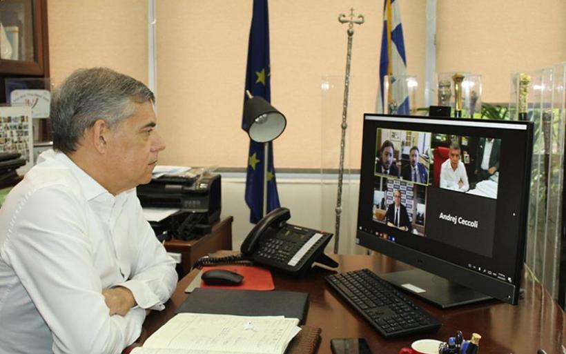 Φιλανθρωπικό ποδοσφαιρικό αγώνα για την ενίσχυση των Νοσοκομείων σε Θεσσαλία,  Ιταλία και Σαν Μαρίνο διοργανώνει η Περιφέρεια