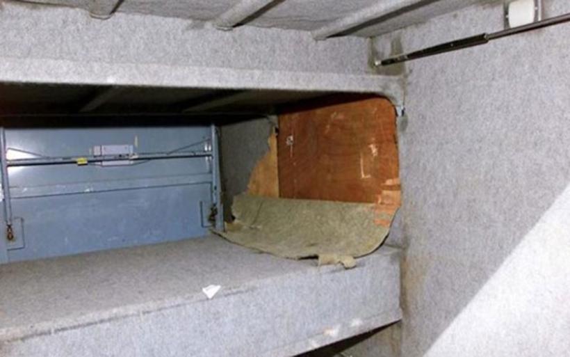 Ο Κώστας Βιλανάκης κρύβονταν στην κρύπτη του σπιτιού του στην Γιάννουλη