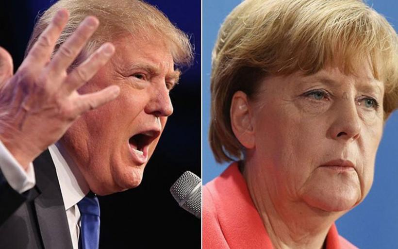 Τραμπ: Καταστροφικό το λάθος της Μέρκελ στο μεταναστευτικό