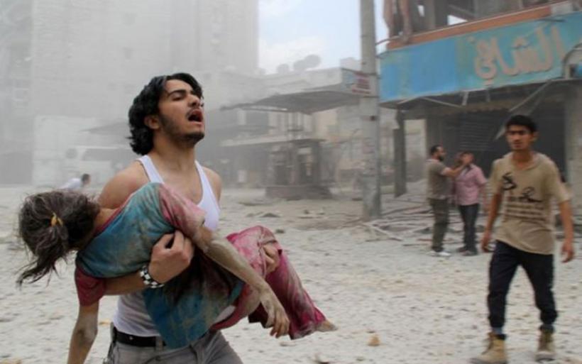 Unicef: Όλα τα παιδιά στο Χαλέπι έχουν ψυχολογικά τραύματα