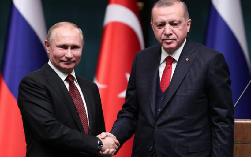 Συντονισμός ρωσικών και τουρκικών δυνάμεων στη Συρία