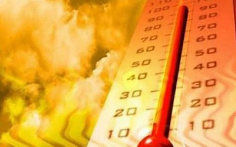 Στο «κόκκινο» η θερμοκρασία και στη Μαγνησία