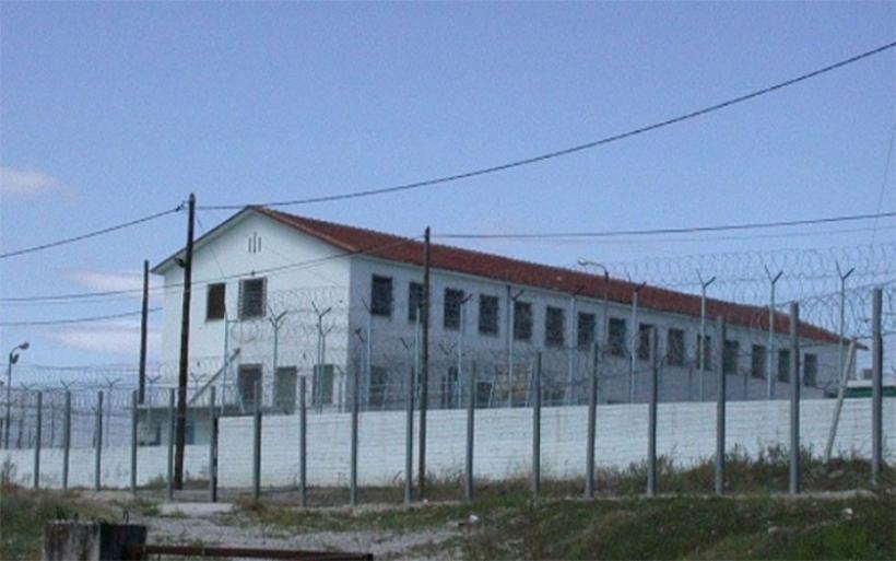 28χρονος αλλοδαπός δεν επέστρεψε από άδεια στις φυλακές της Κασσαβέτειας