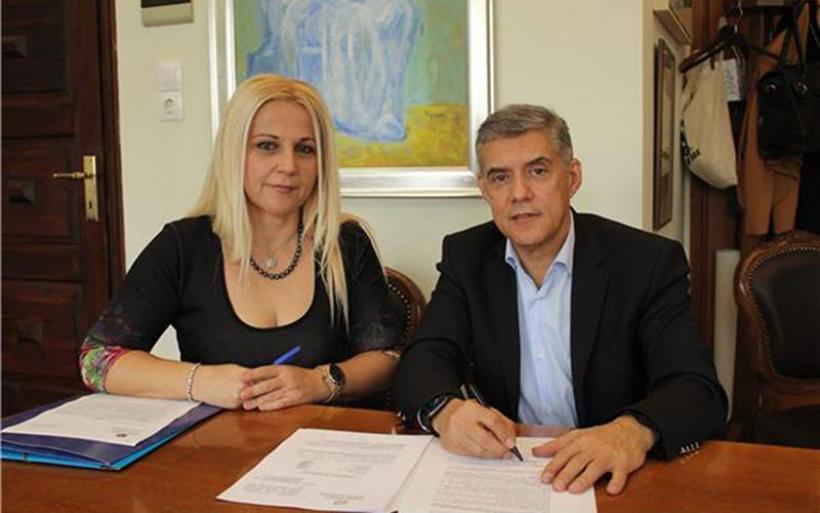 Ισπανικό τηλεοπτικό συνεργείο στη Μαγνησία