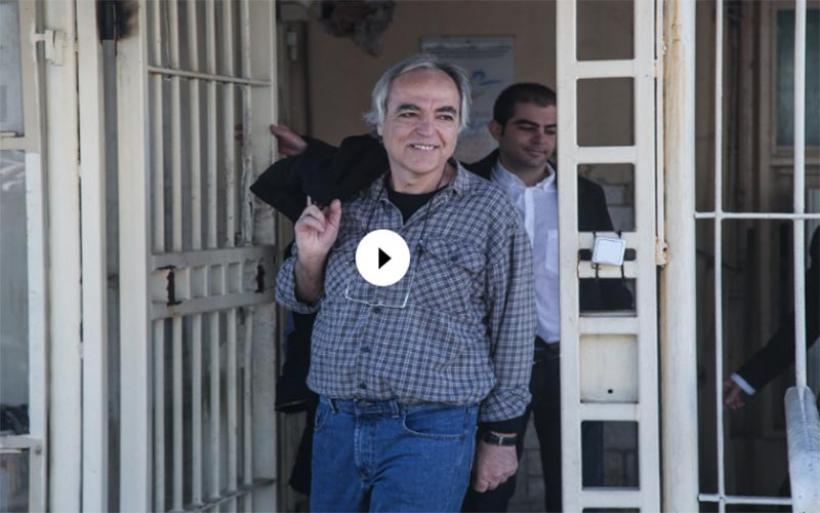 Στο νοσοκομείο Βόλου μεταφέρθηκε ο Δημήτρης Κουφοντίνας (video)