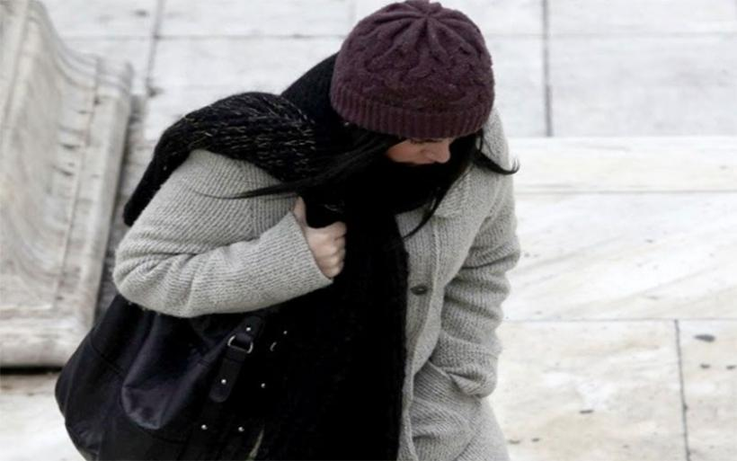 Ψυχρό κύμα στη Μαγνησία