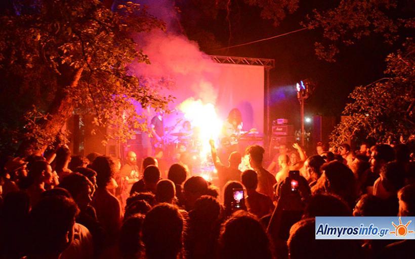 Με το preparty ξεκίνησε το 8ο Los Almiros Festival - Χιλιάδες Lafers στο δάσος Κουρί (φωτο)