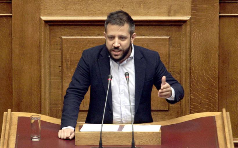 Τα αυξημένα κρούσματα στη Μαγνησία στο επίκεντρο της oμιλίας του Αλ. Μεϊκόπουλου στη Βουλή