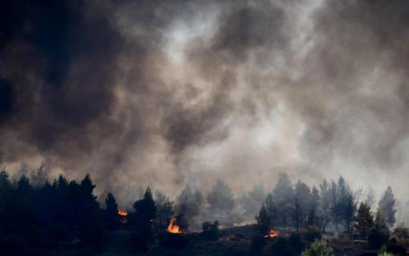 Δραματική η κατάσταση στις Κεχριές: Εκκενώνεται και άλλος οικισμός – Ανεξέλεγκτη η φωτιά