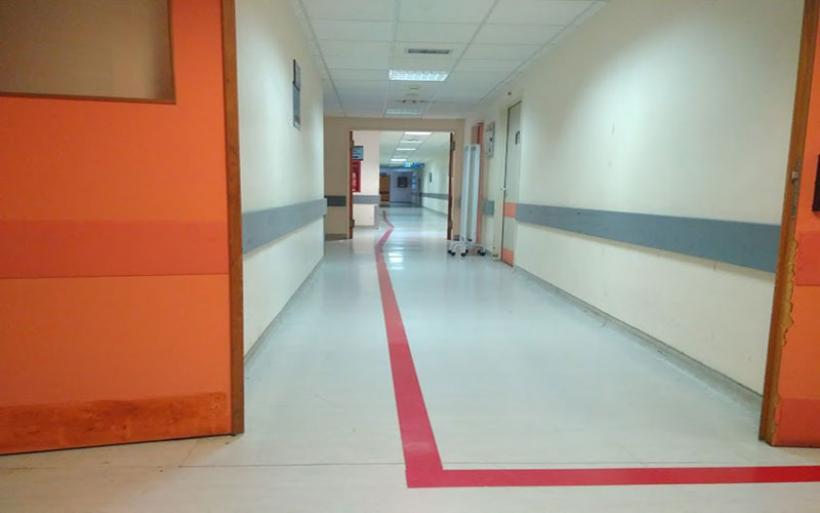 Σωριάστηκε νεκρός 50χρονος έξω από το δωμάτιό του στον ξενώνα «Φιλύρα» του Νοσοκομείου Βόλου