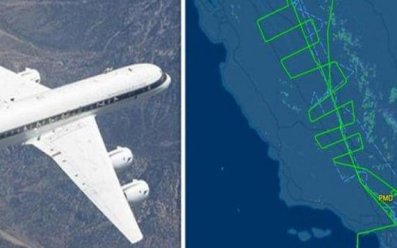 Επίκειται μεγάλος σεισμός στην Καλιφόρνια; Πανικός μετά την εμφάνιση αεροσκάφους της NASA στο ρήγμα του Αγίου Ανδρέα