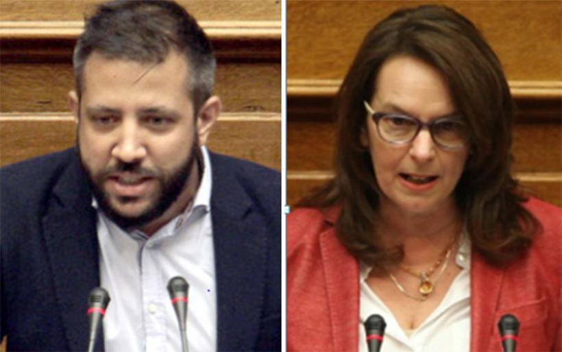 Παρεμβάσεις Μεϊκόπουλου-Παπανάτσιου για μέτρα στήριξης και διευκόλυνσης επαγγελματικών κλάδων της Μαγνησίας