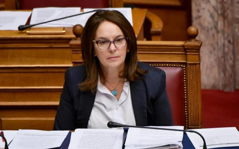 Κ. Παπανάτσιου : Η ΝΔ σαρώνει δημόσια αγαθά και δικαιώματα σε καιρό πανδημίας