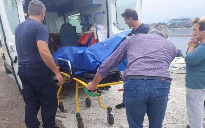 Ψαράς βρέθηκε πνιγμένος στο Χοροστάσι Πλατάνου