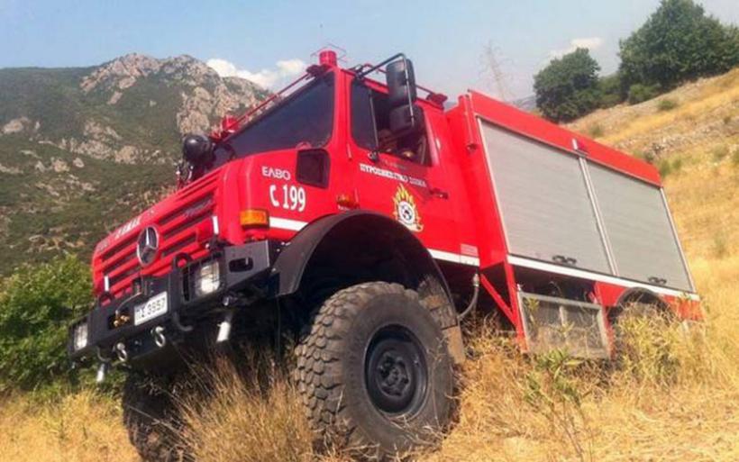 Υψηλός κίνδυνος πυρκαγιάς την Κυριακή  – Λήψη μέτρων από την Π.Ε. Μαγνησίας